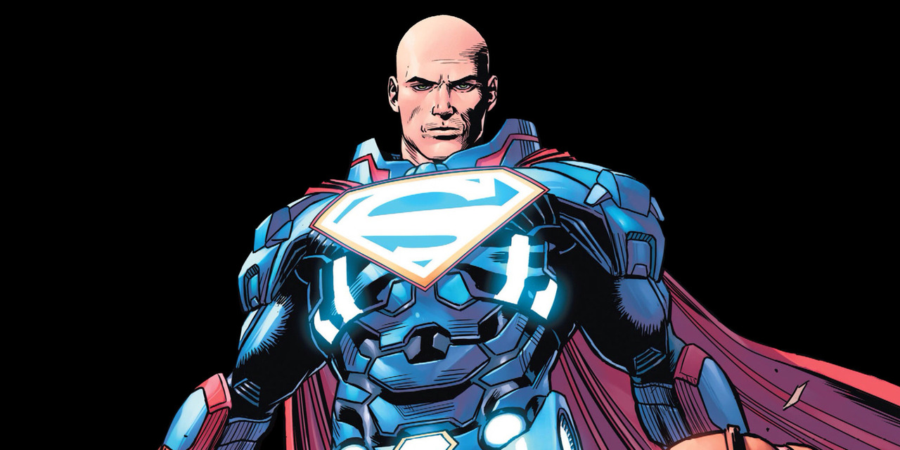 Lex Luthor Supervillain