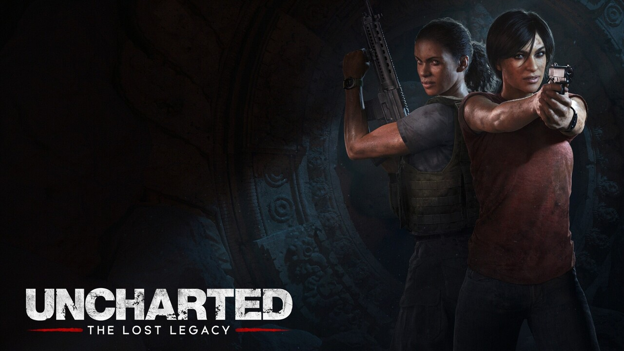 Uncharted Video Game 4K Photo