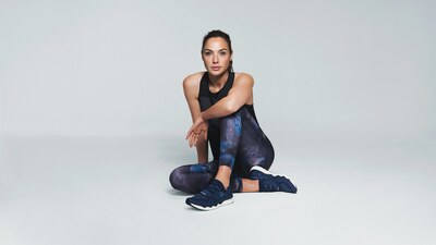 4K Image of Gal Gadot in Gym Suit