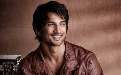 Actor Sushant Singh Smile Face