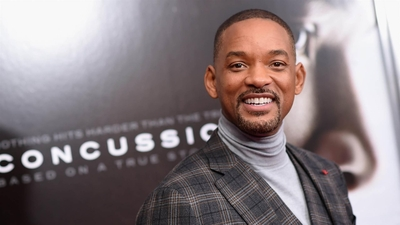 Actor Will Smith HD Wallpaper