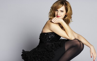 Actress Emma Watson Photography