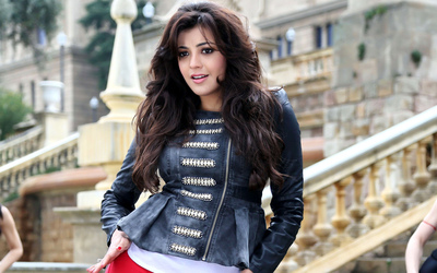 Actress Kajal Famous Indian Celebrity