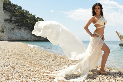 Actress Rakul Preet Singh on Beach Photography