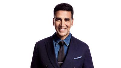 Akshay Kumar in Executive Look