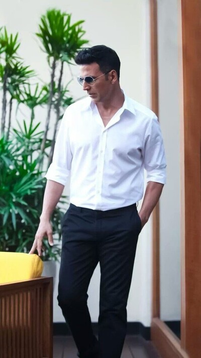 Akshay Kumar Indian Actor Photo