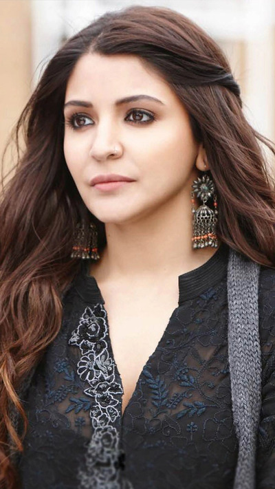 Anushka Sharma Bollywood Actress Mobile Photo