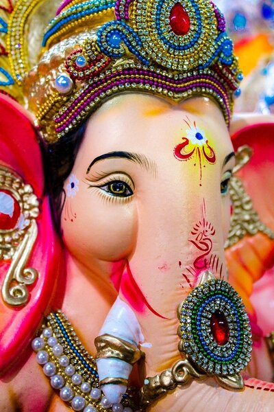 Beautiful Lord Ganesha Photo