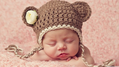 Beautiful Newborn Baby Wallpaper
