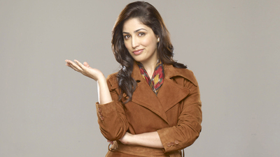 Beautiful Yami Gautam Indian Movie Celebrity