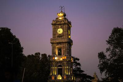Clock Tower Image