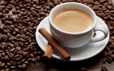 Coffee Cup Drink Photo Wallpaper