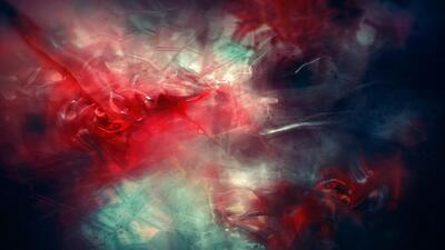 Colorful Abstract 4K Image