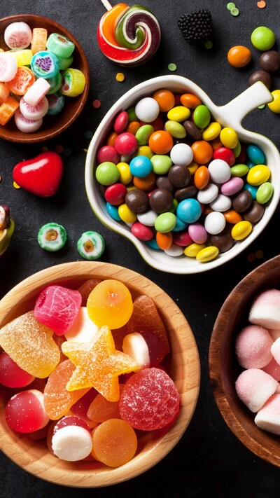 Colorfull Candy Image
