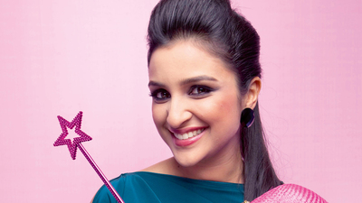 Cute Smile of Parineeti Chopra