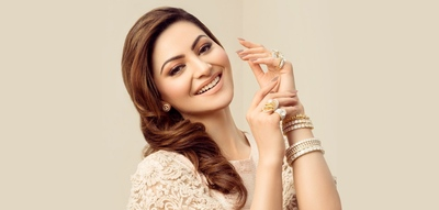 Cute Urvashi Rautela Actress Smile