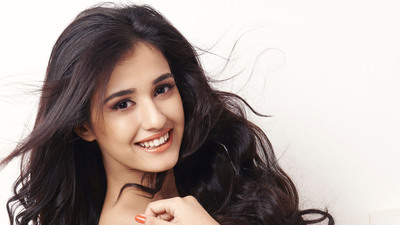 Disha Patani Close UP 4K