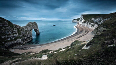 Durdle Door in Dorset England Nature Wallpaper