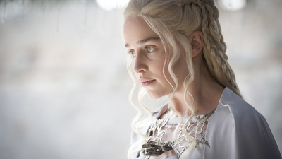 Emilia Clarke as Daenerys Targaryen Photo