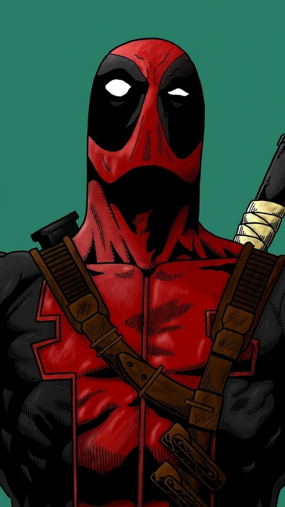 Hollywood Superhero Deadpool