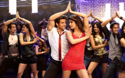 Hrithik Roshan And Priyanka Chopra in Krrish 3 Movie