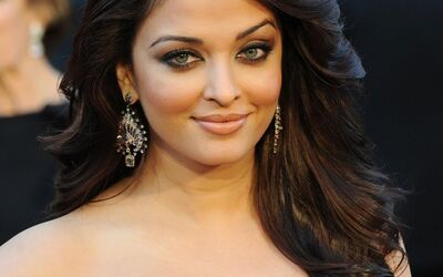 Indian Film Star Aishwarya Rai Pic