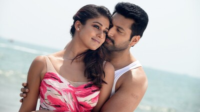 Jayam Ravi And Nayantara in Thani Oruvan Movie