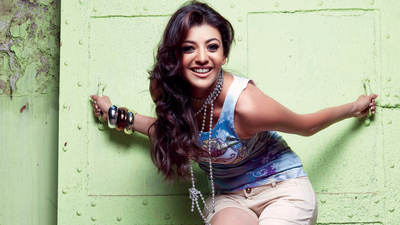 Kajal Aggarwal Crazy Look Photo