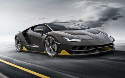 Lamborghini Centenario LP770 Car Photo