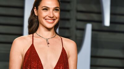 Latest Gal Gadot Smiling Face Photo
