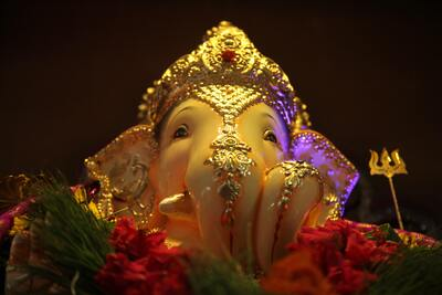 Lord Ganesha Ultra HD Wallpaper