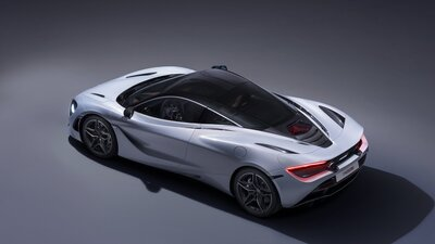 Maclaren Car 4K Unltra HD Photo