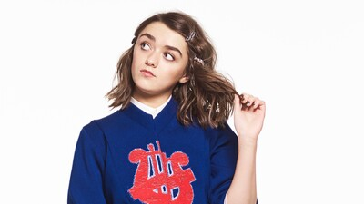 Maisie Williams Famous Hollywood Actress