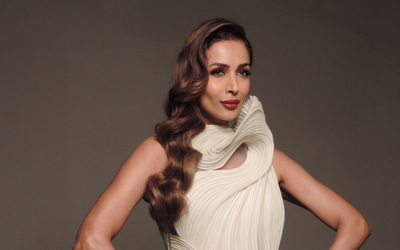 Malaika Arora In Fashion Show 4K Pic