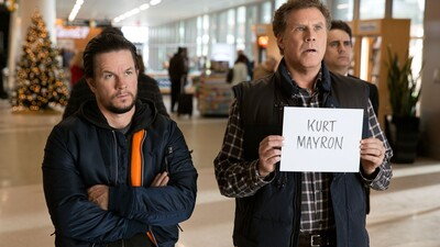 Mark Wahlberg And Will Ferrell in Daddys Home 2 Movie