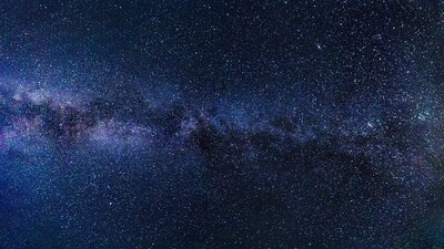 Milky Way Galaxy Photo