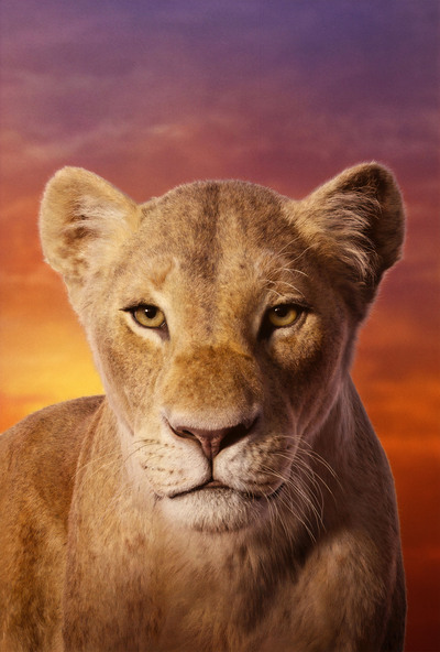 Nala From Lion King Movie