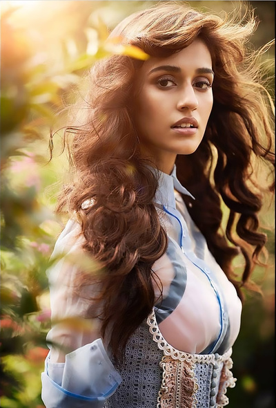 Pretty Look of Disha Patani Celebrity