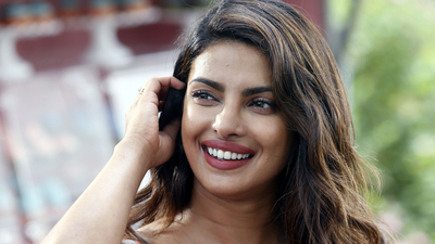 Priyanka Chopra Smile Face