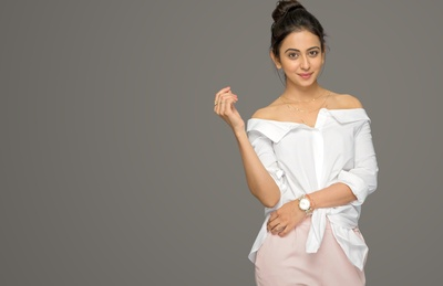Rakul Preet Bollywood Heroine Stunning Photography
