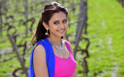 Rakul Preet Singh Close Up Look