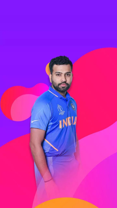 Rohit Sharma Indian Cricketer Pic