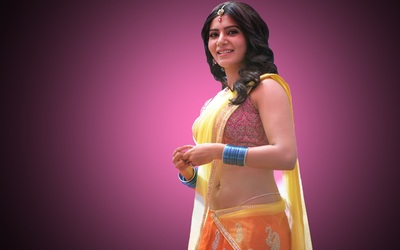 Samantha HD Wallpaper For PC