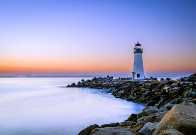 Seaside Light House