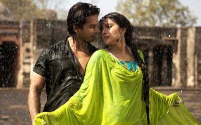 Shahid Kapoor And Priyanka Chopra in Teri Meri Kahani Movie