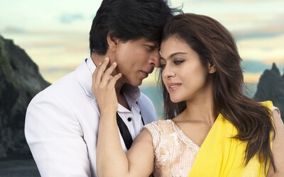 Shahrukh Khan And Kajol in Dilwale Movie