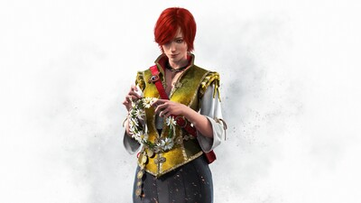 Shani The Witcher 3 Game Photo