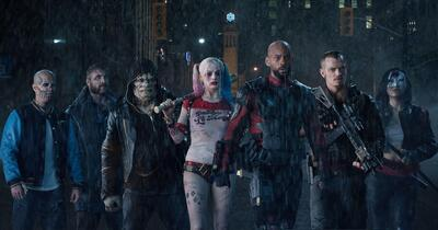 Suicide Squad Superstar Cast