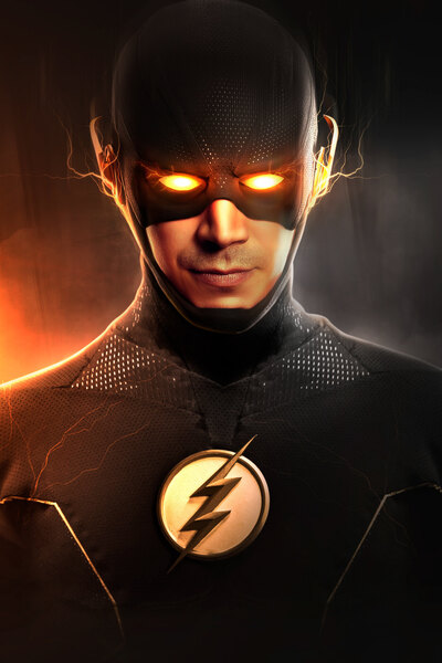 The Flash Superhero Photo