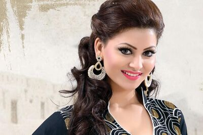 Urvashi Rautela Beautiful Indian Actress Photo